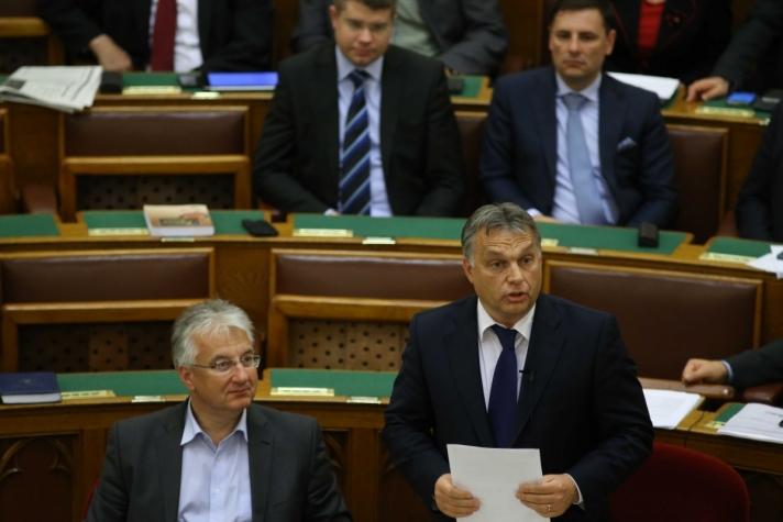 Orbán Viktor: A miénk egy kisgazda, polgári, kereszténydemokrata irányzat