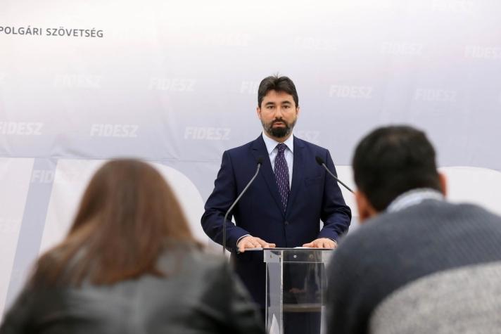 A Fidesz kommunikációs igazgatója
