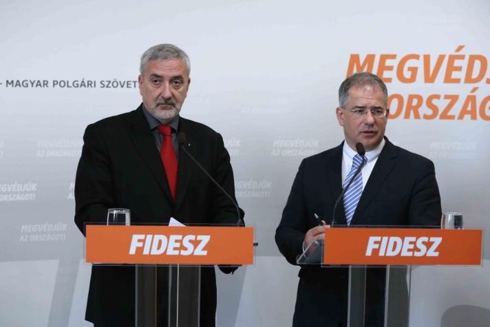 Kósa Lajos:Szigorítani kell a szabályozáson, ha azt akarjuk, hogy ne milliárdosok játékszerévé váljon a magyar politikai közélet