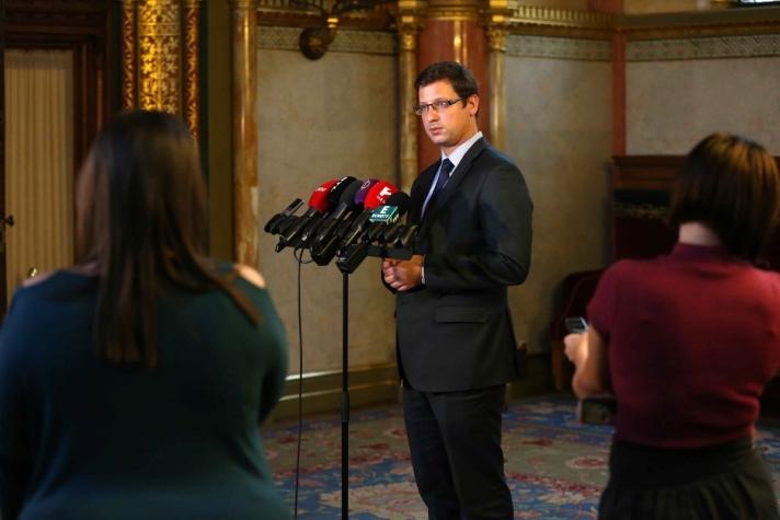 Botka László távozása az MSZP politikájában nem eredményez változást– hangsúlyozta Gulyás Gergely hétfői sajtótájékoztatóján.