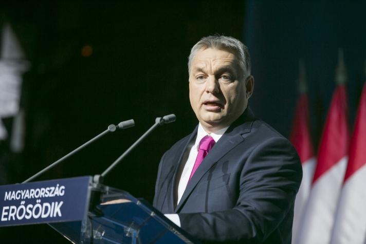 Orbán Viktor: A 2016-os év a legkevésbé sem volt unalmas, és a 2017-es is érdekfeszítőnek ígérkezik