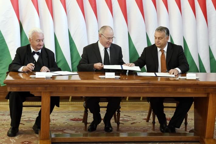A kormány és a Magyarországi Református Egyház (MRE) közötti viszony alapelveiről,